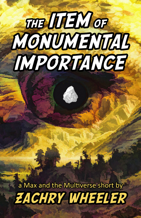 Learn more about The Item of Monumental Importance