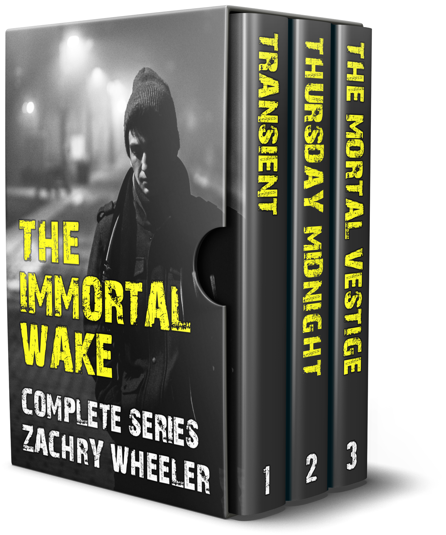 Learn more about the Immortal Wake Box Set