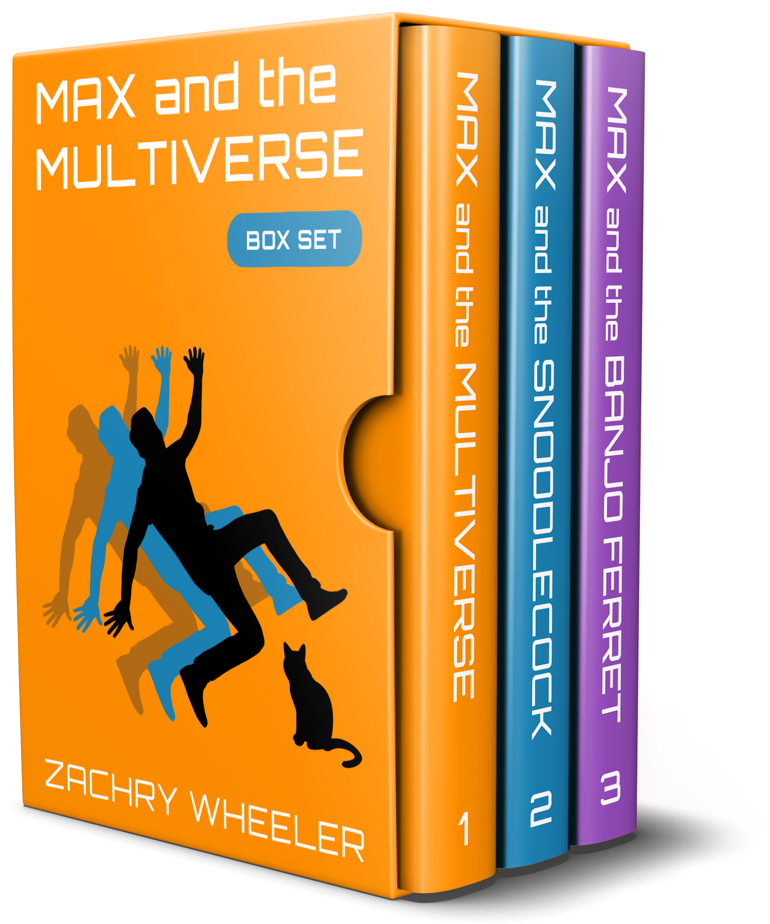Learn more about the Max and the Multiverse Box Set