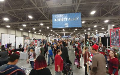 An Author's Guide to Comic Cons