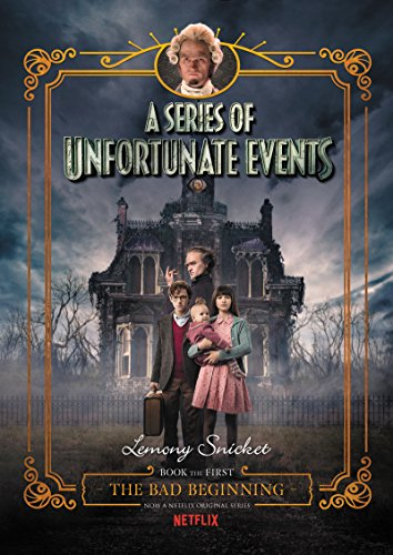 A Series of Unfortunate Events by Lemony Snicket