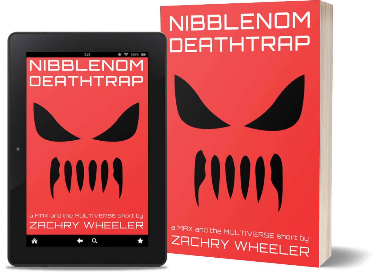 Nibblenom Deathtrap is available at most major retailers