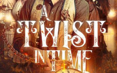 Zeedub Reviews: A Twist in Time by Brent A. Harris