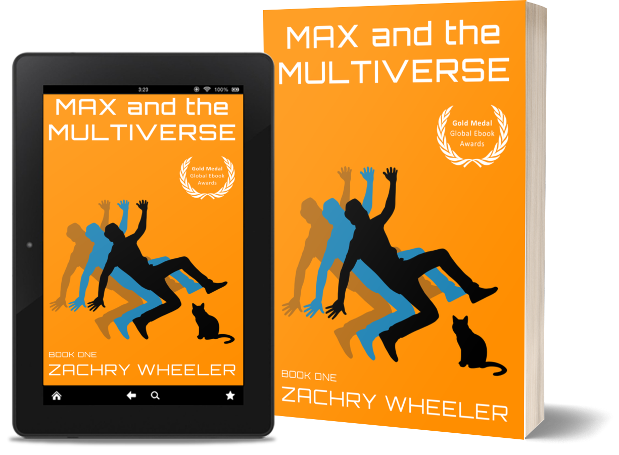 Max and the Multiverse is available at most major retailers