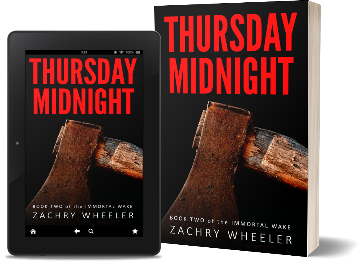 Thursday Midnight is available at most major retailers