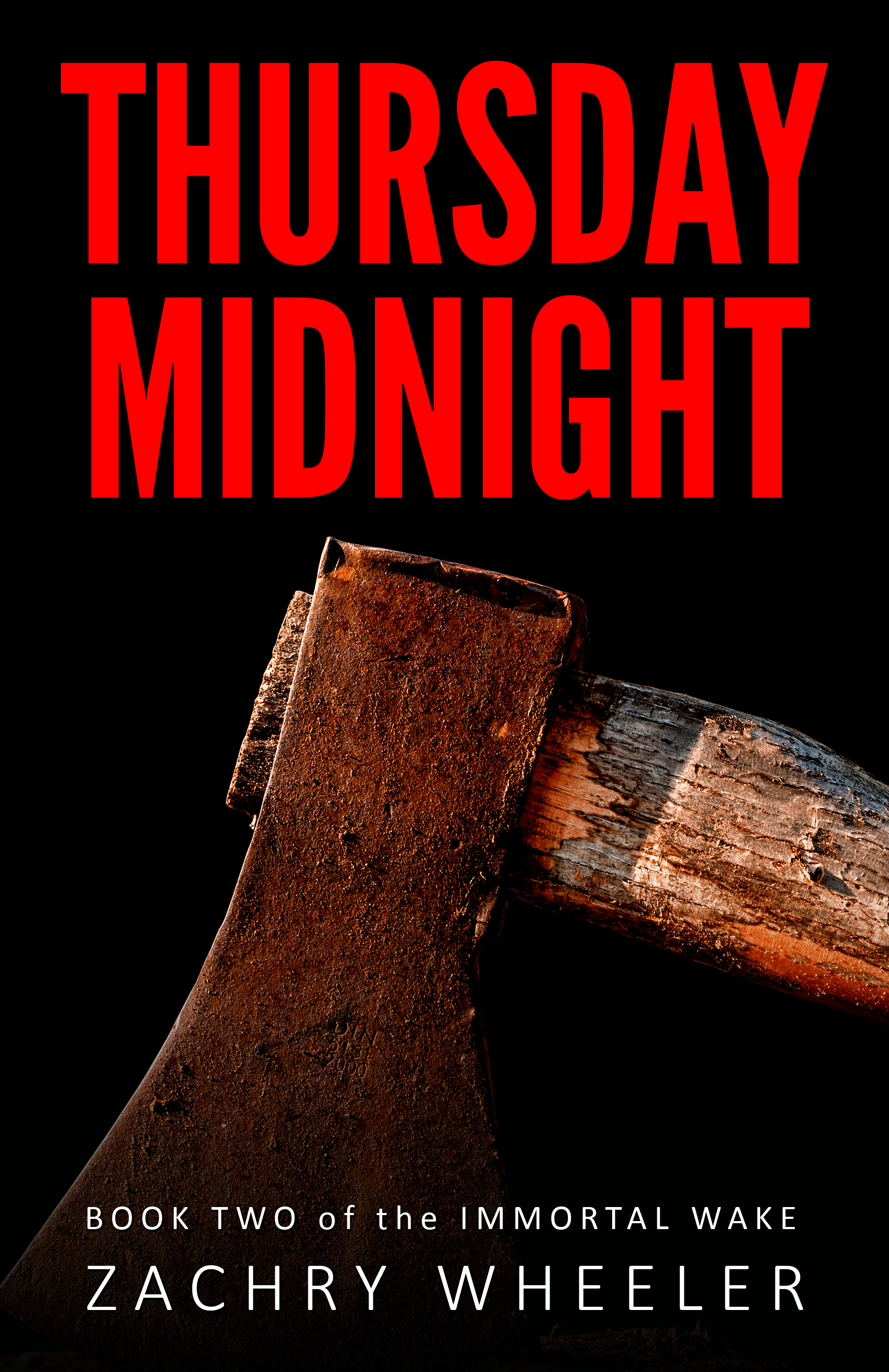 Learn more about Thursday Midnight (Book 2 of the Immortal Wake)
