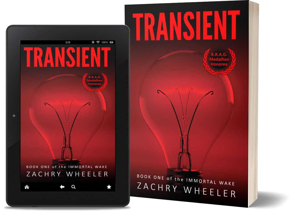 Transient is available at most major retailers