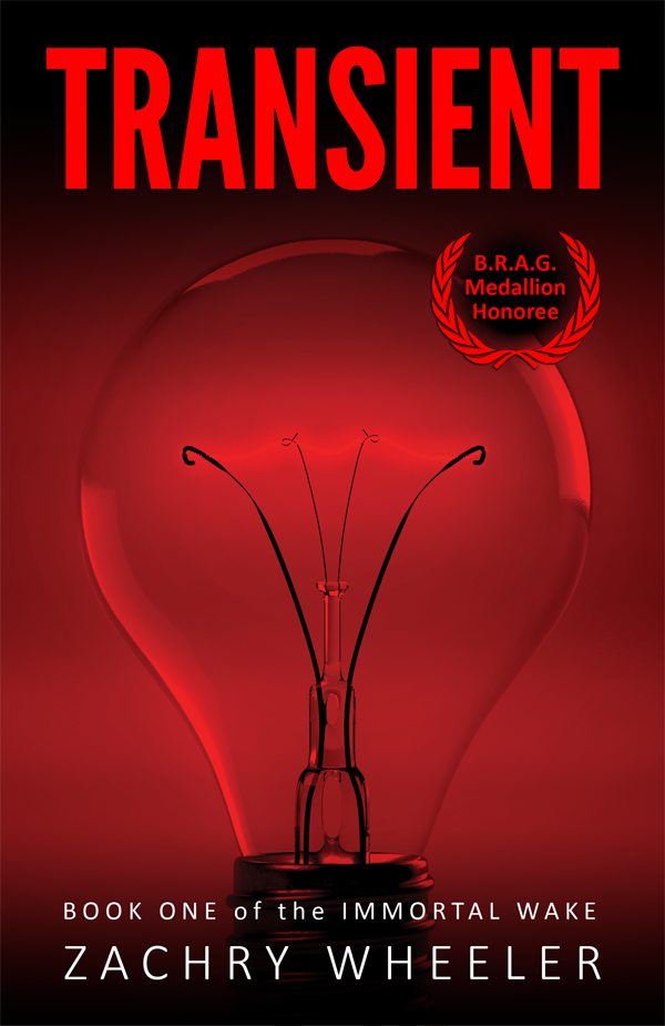 Transient, Book One of the Immortal Wake by Zachry Wheeler